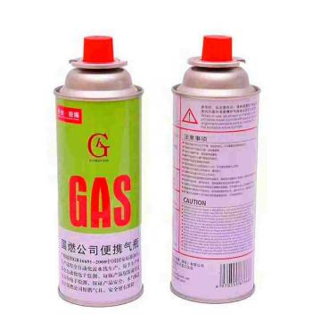 220g Butane Gas Cartridge Fuel 12 Butane Fuel Gas Canisters for portable camping stoves