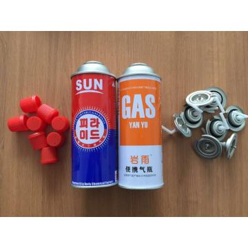300ml / 250ml / 220ml Prime butane gas cartridge and butane gas cartridge 220g made in china